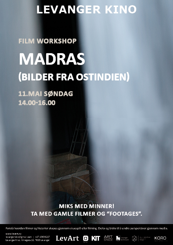 Madras (bilder fra ostindien) (no)